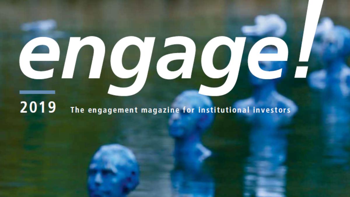 Engagement   Union Investment